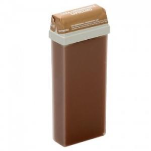Кассета с воском для депиляции шоколад - 110 гр. Beauty Image