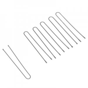 Деваль Шпильки прямые серебро 45мм/200гр SLT45P-4S/200