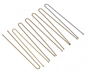 Деваль Шпильки прямые серебро 70мм/200гр SLT70P-4S/200