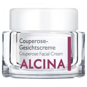 ALCINA крем для кожи склонной к куперозу Couperose Gesichtscreme - 50 мл