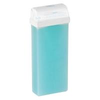 Кассета с воском для депиляции светло-голубой - 110 гр. Beauty Image