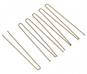 Деваль Шпильки прямые золотистые 70мм/60шт SLT70P-5/60
