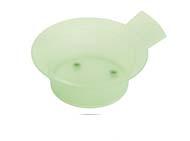Деваль Чаша для окр. зелёная 300мл