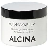 Кондиционеры, бальзамы маски для волос Альцина N-1 Крем маска для ухода за окрашенными волосами