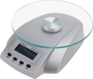 Весы для краски электронные, серебро