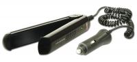 Электротовары Дорожный утюжок для волос (работает от прикуривателя авто)