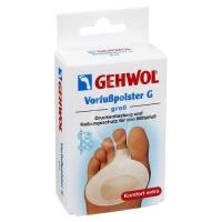 Средства по уходу за кожей рук и ног Защитная гель-подушка под пальцы G маленькая