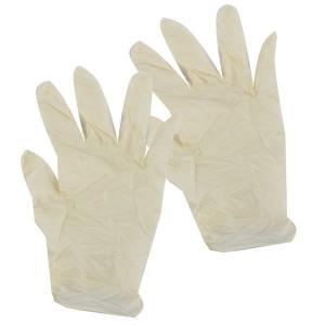 Перчатки латексные, неопудренные упак 100 шт