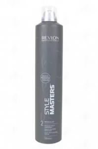 Revlon Professiona Style Masters Лак средней фиксации Modular Hairspray 2 500мл