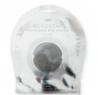 "Kocostar Гидрогелевые патчи для глаз ""Silver""   (2шт/1пара) 3гр"