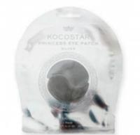 "Уход для глаз Kocostar Гидрогелевые патчи для глаз ""Silver""   (2шт/1пара) 3гр"