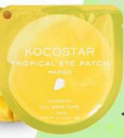 """Уход для глаз Kocostar Гидрогелевые патчи для глаз """"Mango""""   (2шт/1пара) 3гр"""