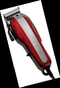 ТЕХНИКА Wahl  Профессиональная сетевая машинка с  вибромоторм Legend бордовый