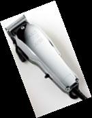 Электротовары Wahl Профессиональная сетевая машинка с вибромоторм Chrome Super Taper серебряный