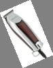 Машинки профессиональные для стрижки волос Wahl Профессиональный сетевой триммер Detailer красное дерево/хром