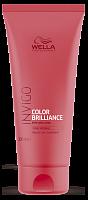 Бальзам-уход для защиты цвета окрашенных нормальных и тонких волос / Brilliance 200 мл
