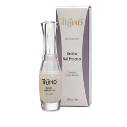 TRIND Кератиновая защита ногтей 9 ml Keratin Nail Protector