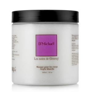 Маска для тела на основе белой глины D'Michael Les notes de Giverny 500мл