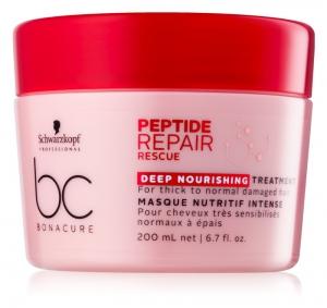 Bonacure Peptide Маска Спасительное восстановление 200 мл