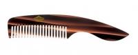 Парикмахерские аксессуары Metzger MB-CA0301.079 расческа для усов и бороды