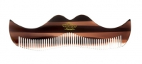 Парикмахерские аксессуары Metzger MB-CA0301.084 расческа для усов и бороды