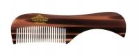 Парикмахерские аксессуары Metzger MB-CA081T расческа для усов и бороды
