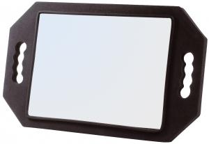 Зеркало заднего вида 28х21см прямоугольное
