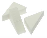 Деваль Губка макияжная, треугольная (8шт)