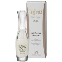 Средства по уходу за ногтями и руками TRIND Укрепитель для ногтей без формальдегида 9 мл Nail Revive Natural