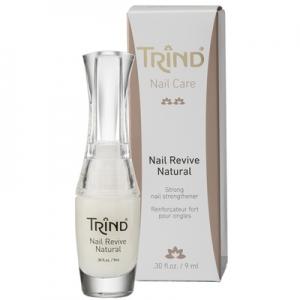 TRIND Укрепитель для ногтей без формальдегида 9 мл Nail Revive Natural