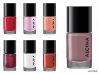 Лаки для ногтей, базы и топы, укрепление Alcina Лак для ногтей Ultimate Nail Color 10 мл.