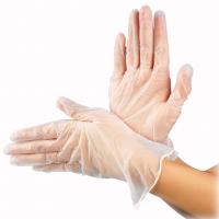 Расходные материалы, стерилизация и дезинфекция Перчатки виниловые 1пара