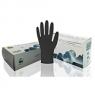 Перчатки нитриловые черные (100шт)