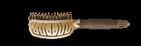 Расчески, брашинги, щетки NT-FLXCO OG Щетка массажная,продувная, комбинированная НАНО Флекс