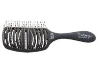 Расчески, брашинги, щетки iDetangle Щетка гибкая продувная для густых волос
