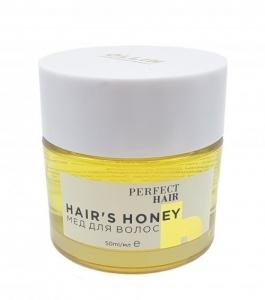 OLLIN Perfect Hair Мёд для волос 50 мл