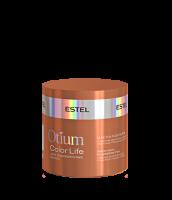 Маски для волос OTM.9 Маска-коктейль для окрашенных волос OTIUM Color Life 300мл