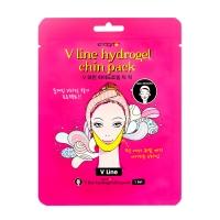 Ампульное лечение волос и кожи головы Kocostar Гидрогелевая лифтинг-маска для подбородка 9гр.
