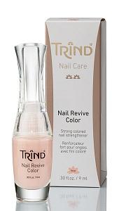TRIND  Укрепитель для ногтей без формальдегида бежевый 9 мл Nail Reviv Beige
