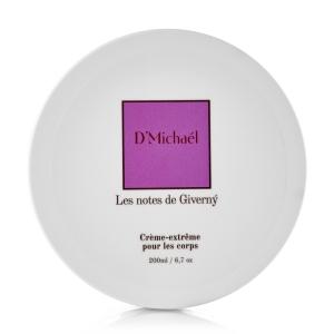 Крем для локтей, коленей и стоп D'Michael Les notes de Giverny 200мл