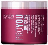 Ухаживающие средства Revlon Professiona серия Pro You Маска для увлажнения и питания волос 500мл