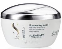 Кондиционеры, бальзамы маски для волос Маска для нормальных волос придающая блеск SDL D ILLUMINATING MASK 200 мл