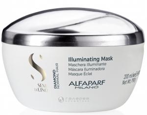 Маска для нормальных волос придающая блеск SDL D ILLUMINATING MASK 200 мл