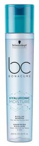 Bonacure Hyaluronic Мицеллярный шампунь увлажняющий 250 мл