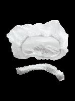 Шапочка для душа полиэтилен (упаковка 100 шт)