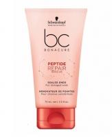 Уход за волосами Bonacure Peptide Сыворотка для Кончиков  Спасительное восстановление 75 мл