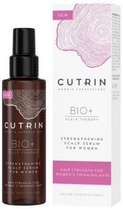 Cutrin BIO+ STRENGTHENING Сыворотка-бустер для укрепления волос у женщин 100мл