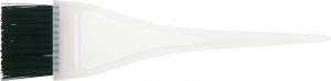 1151 Деваль Кисть для окраски узкая белая короткая
