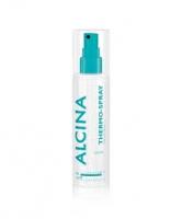 Стайлинг Альцина Теплозащитный спрей для укладки волос 125мл