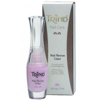 Средства по уходу за кожей рук и ног TRIND Укрепитель для ногтей без формальдегида лиловый 9мл Nail Revive Lilac
